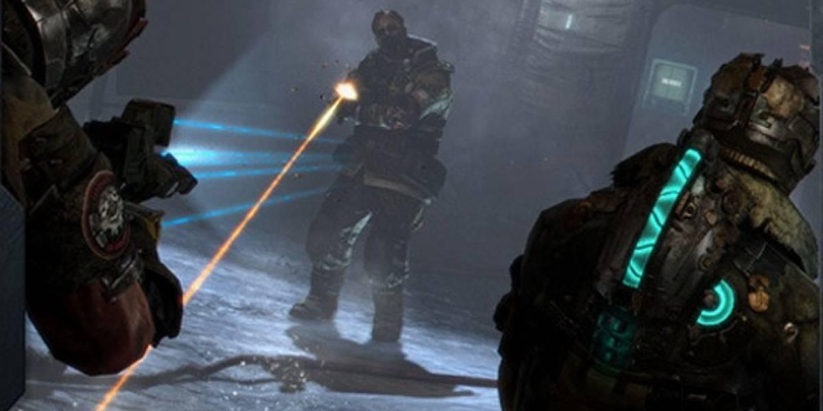 Filtración de entrevista confirma que Dead Space 3 tendrá multijugador cooperativo