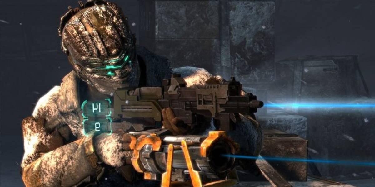 Gamescom 2012: Así se crean las armas en Dead Space 3
