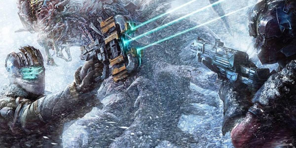 Dead Space 3 tendrá mas de 100 horas de juego en exploración y creación de armas
