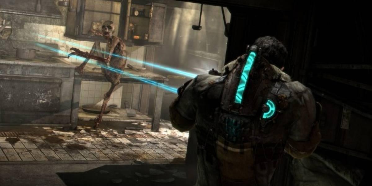 Video con 17 minutos de Dead Space 3 en acción