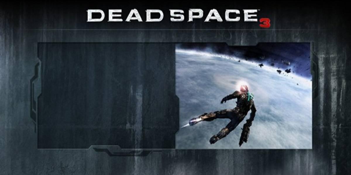 Futurología: Se filtran posibles imágenes de Dead Space 3