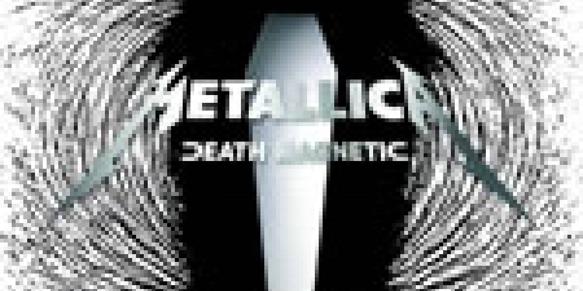 Death Magnetic de Metallica para Guitar Hero III este 12