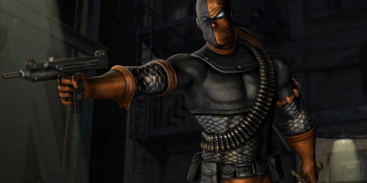 El brutal Deathstroke se suma a la plantilla de Injustice: Gods Among Us
