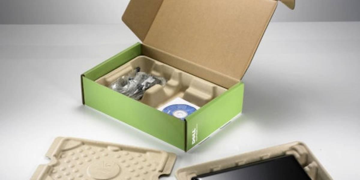 Dell usará embalaje ecológico de bambú