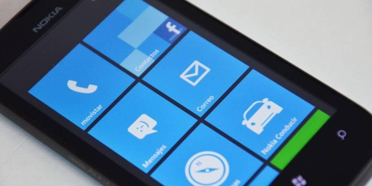 Nokia Lumia 510 [W Labs]