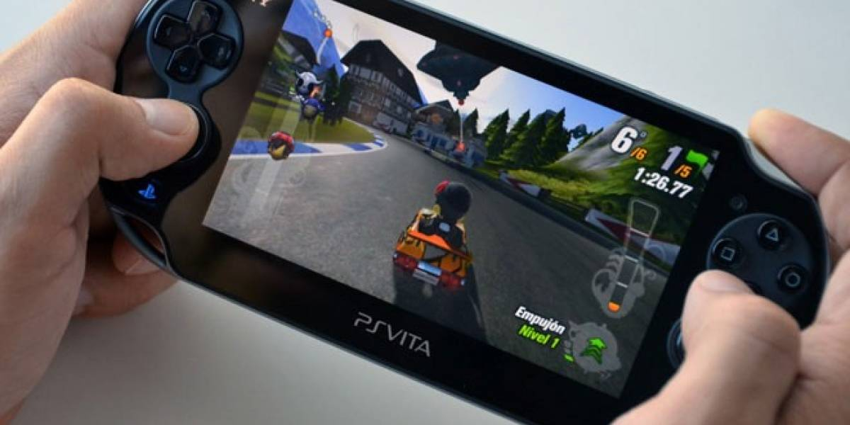 NB Labs: PlayStation Vita