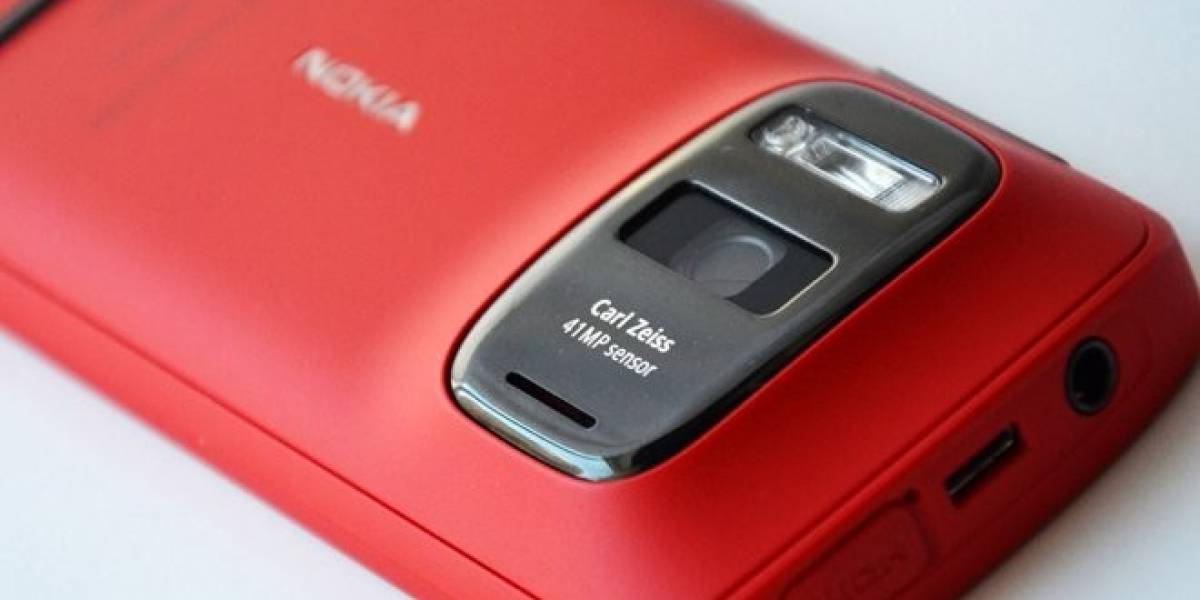 Nokia PureView 808 recibe actualización de software