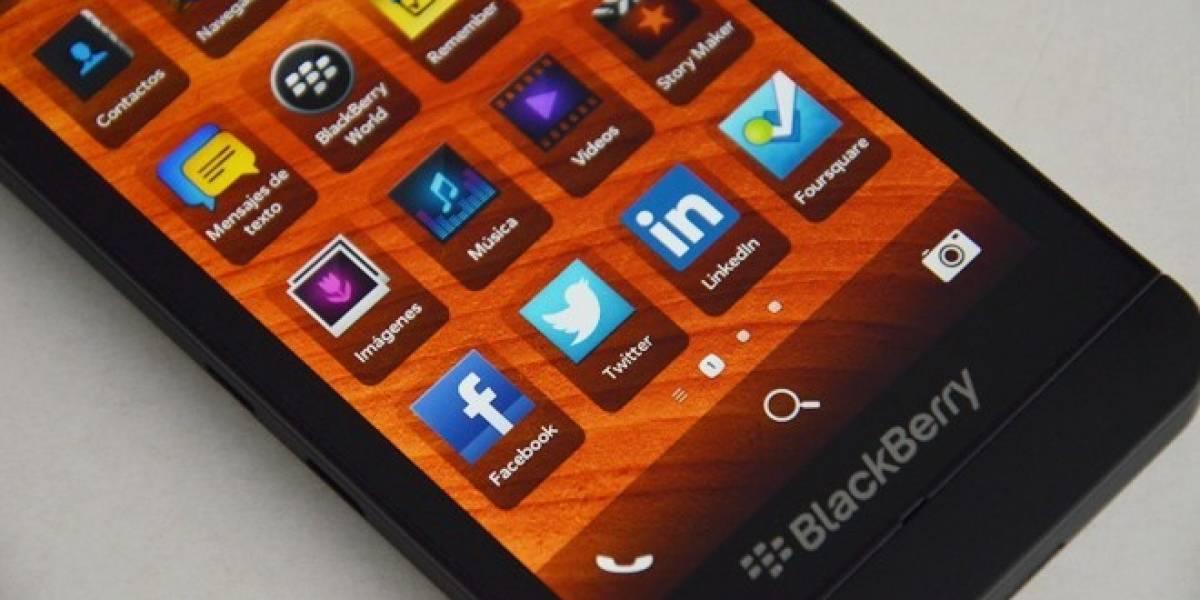 México: BlackBerry Z10 ya tiene fecha de salida