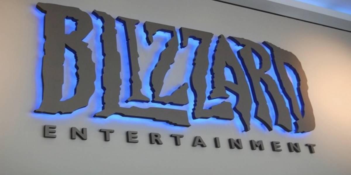 Blizzard podría explorar desarrollo de juegos en consolas