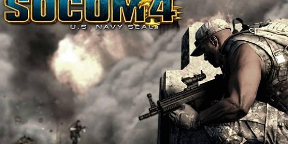 SOCOM 4: U.S. Navy Seals [NB Labs]