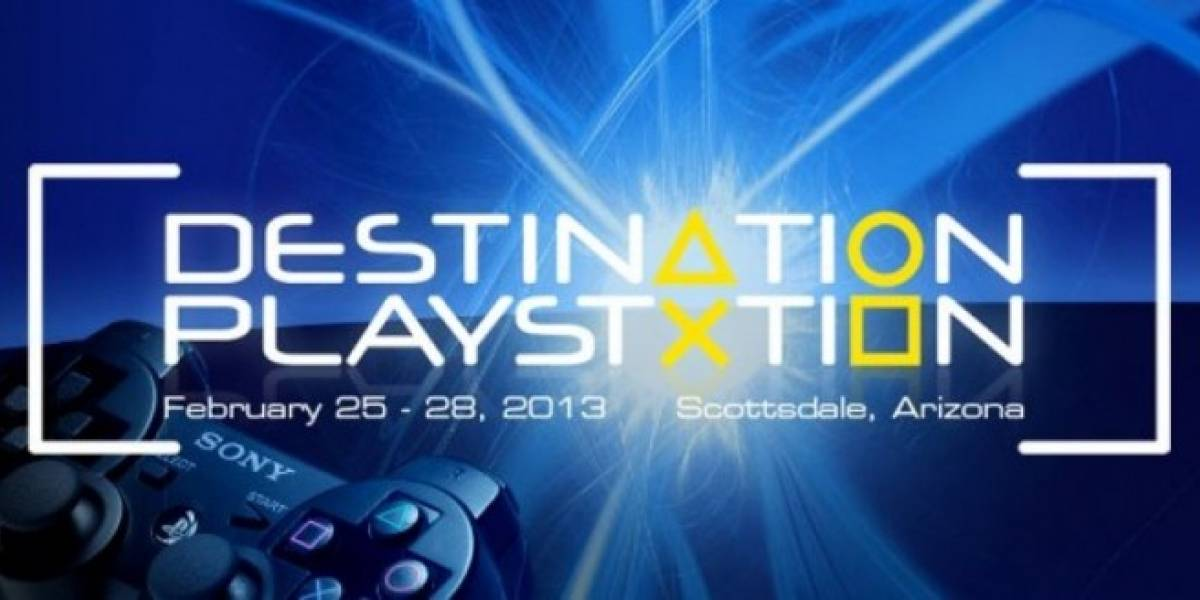 Sony llevará a cabo el evento Destination PlayStation en Febrero
