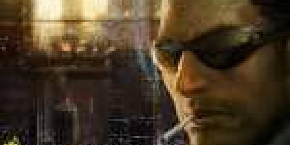 El arte conceptual de Deus Ex 3