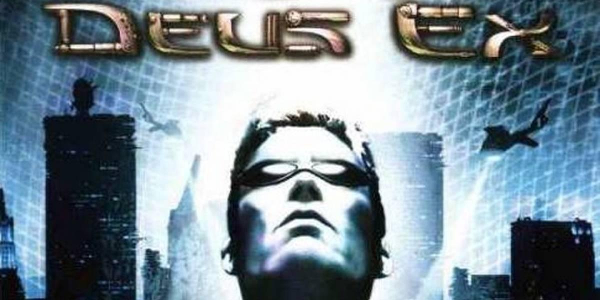 Futurología: Se viene Deus Ex: The Conspiracy para PS3