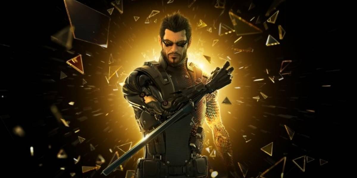 Deus Ex: Human Revolution con oferta de 75% en Steam