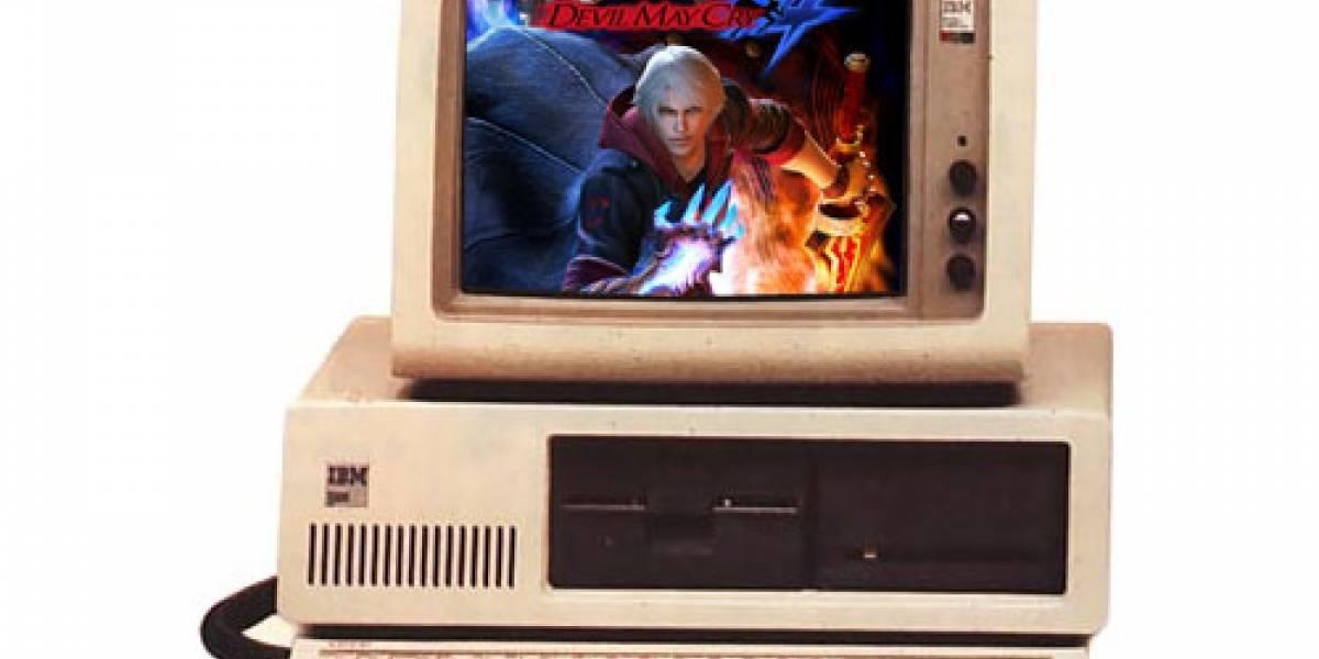 Devil May Cry 4 en PC para mediados de año, con demo incluído.