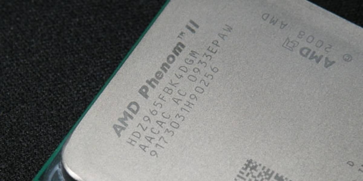 AMD Phenom II X4 965 Black Edition 125W