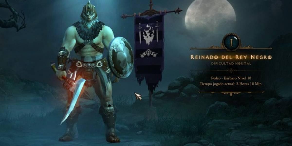 Diablo III ya está disponible en América Latina y España
