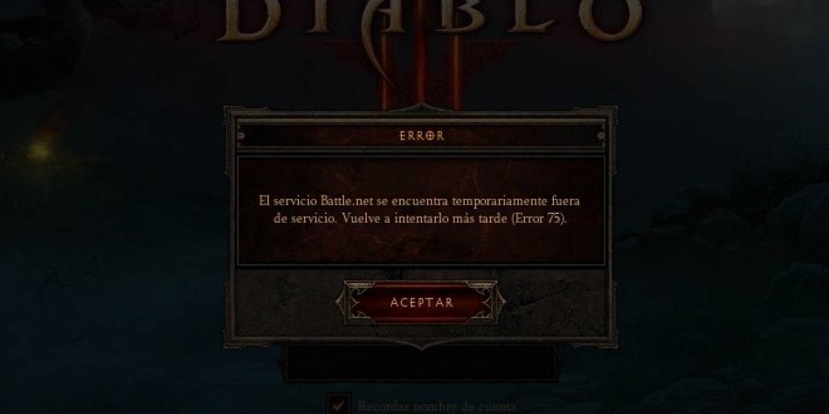 Blizzard se disculpa por los problemas técnicos en el lanzamiento de Diablo III