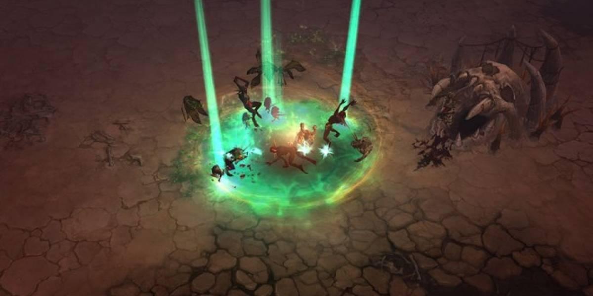 Chile: Diablo III llega junto a World of Warcraft, solo por tiempo limitado