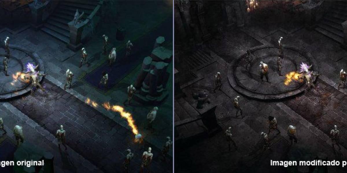 No te gusta la gráfica de Diablo III? Firme aquí!