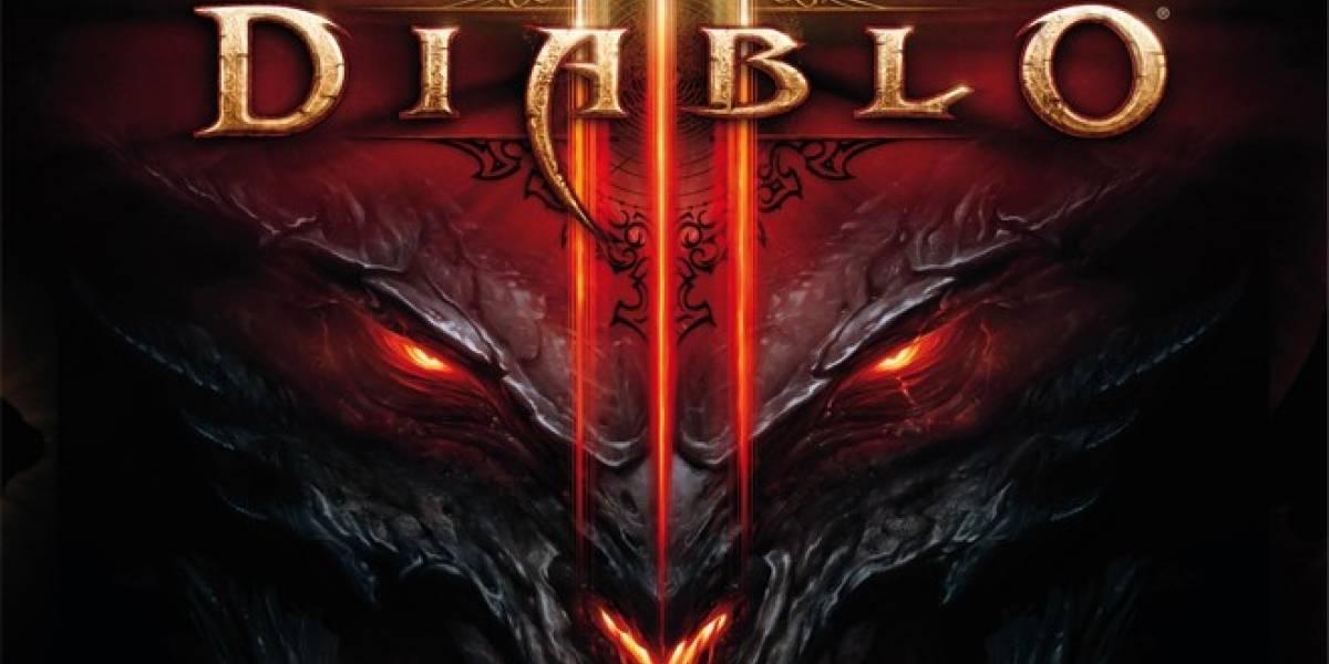 Diablo III lideró las ventas de mayo en USA