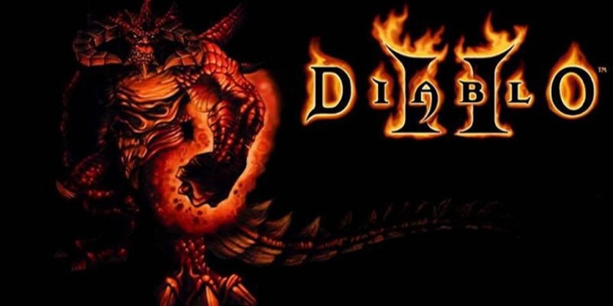 Diablo II, la caída del héroe y el ascenso del mal