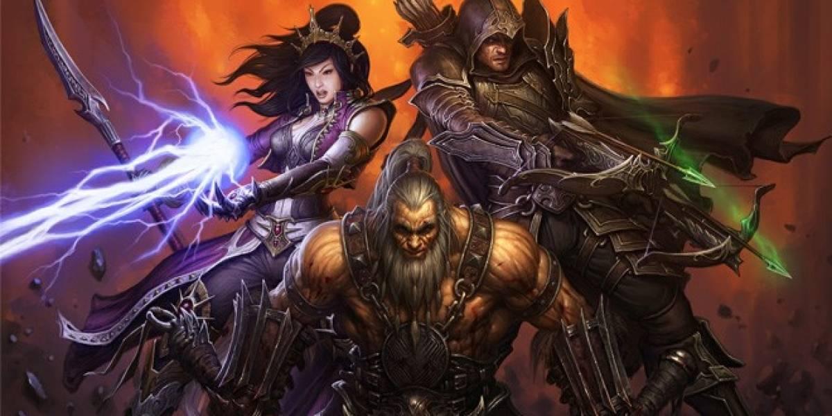 Blizzard se pronuncia sobre las cuentas perdidas y robadas en Diablo III