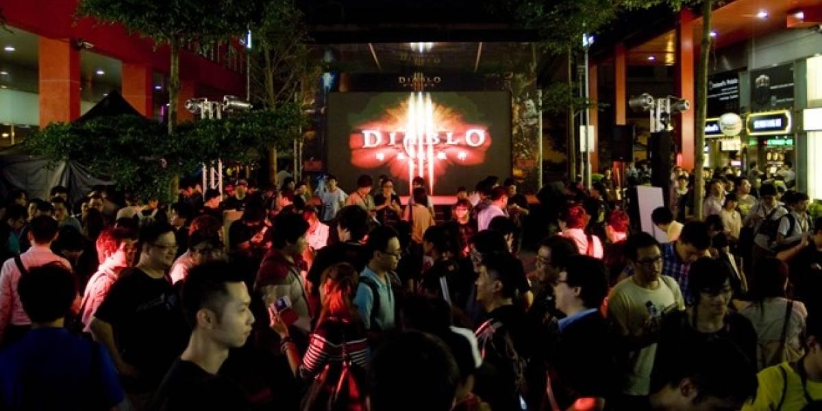 Muere joven taiwanés tras 40 horas ininterrumpidas de Diablo III