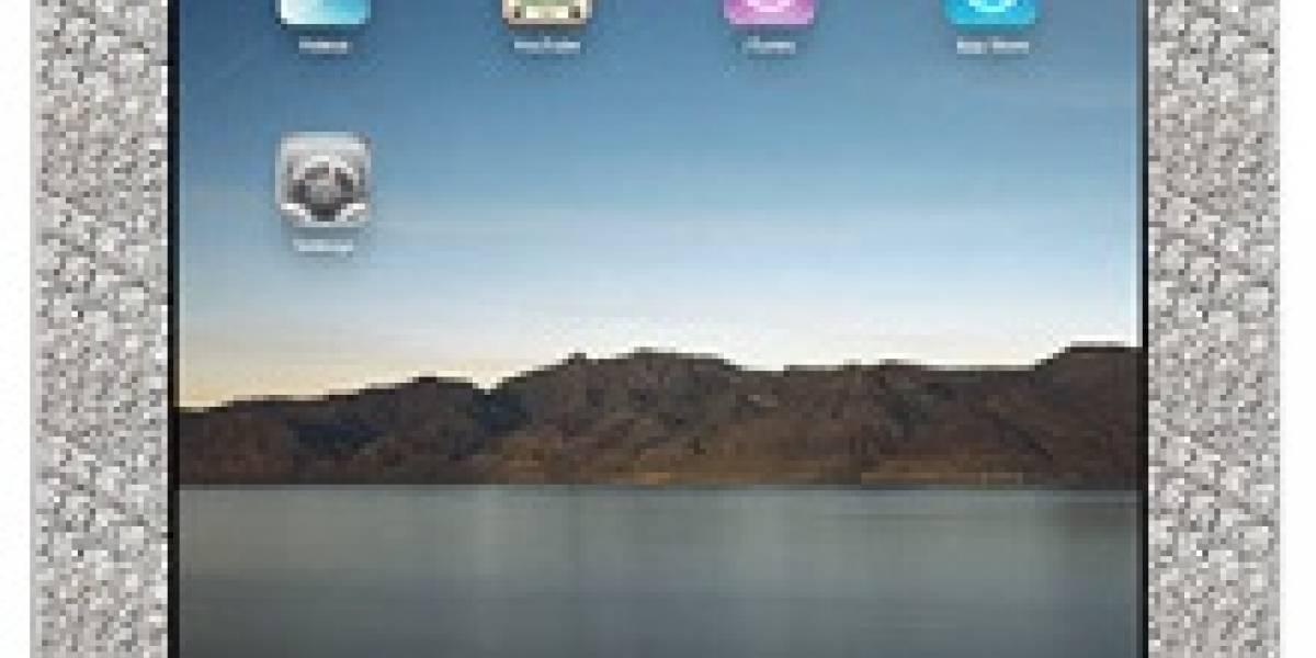 El iPad de diamante es para siempre