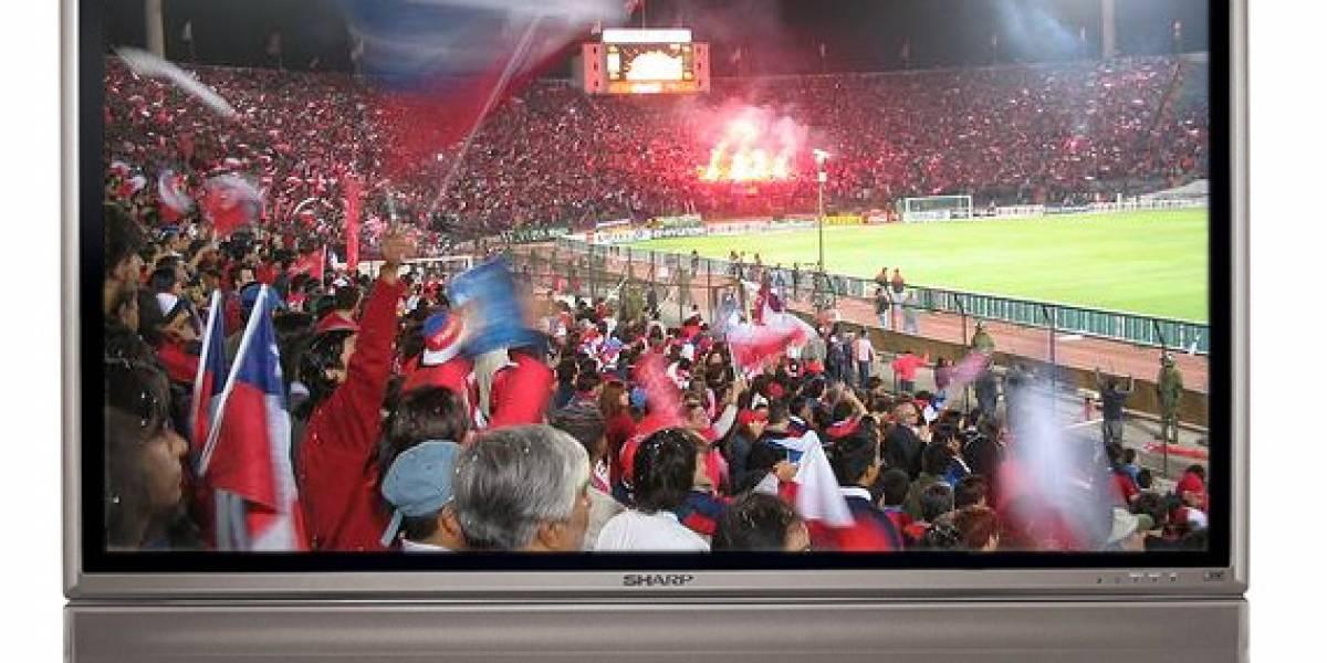 Chile: Partido clasificatorio con Bolivia será transmitido en HD