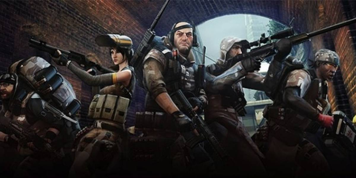 Splash Damage lanza el primer video con jugabilidad de Dirty Bomb