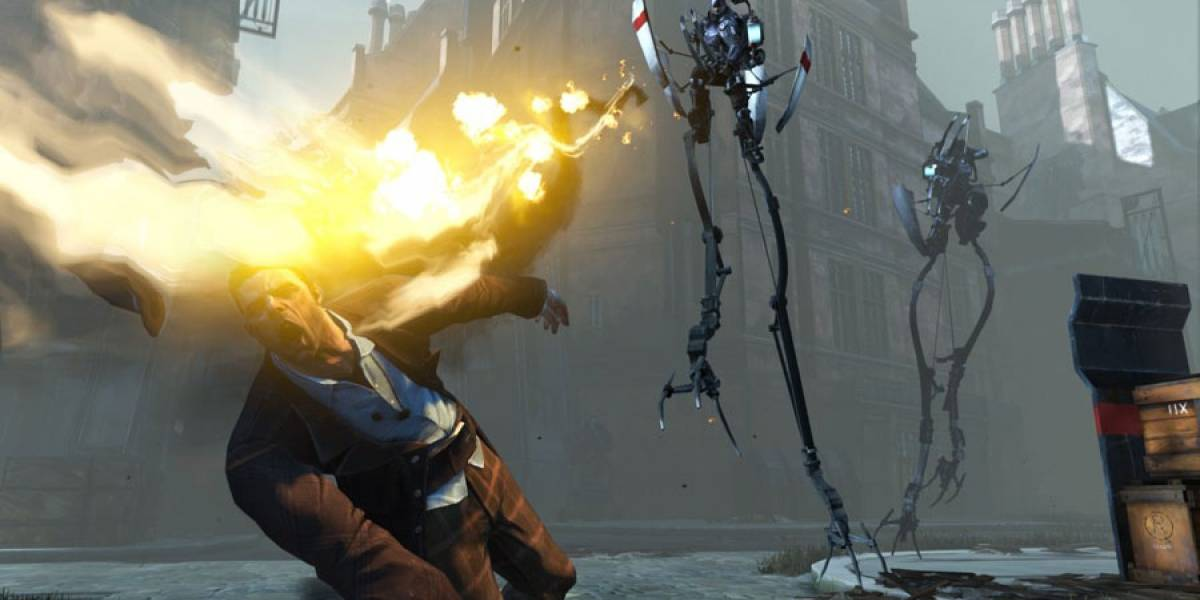 E3 2012: Dishonored calienta su llegada con épico trailer