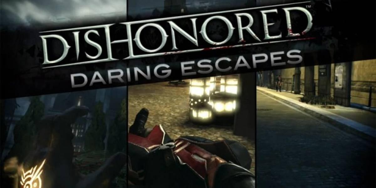 Diferentes formas de escapar en nuevo trailer de Dishonored