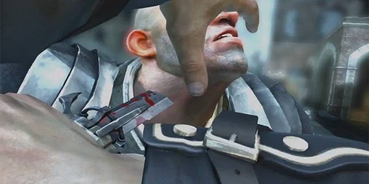Primer DLC de Dishonored se muestra en video