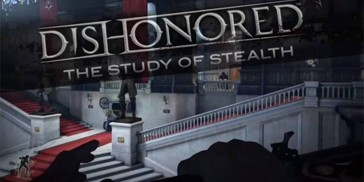 Muévete entre las sombras con el nuevo tráiler de sigilo de Dishonored