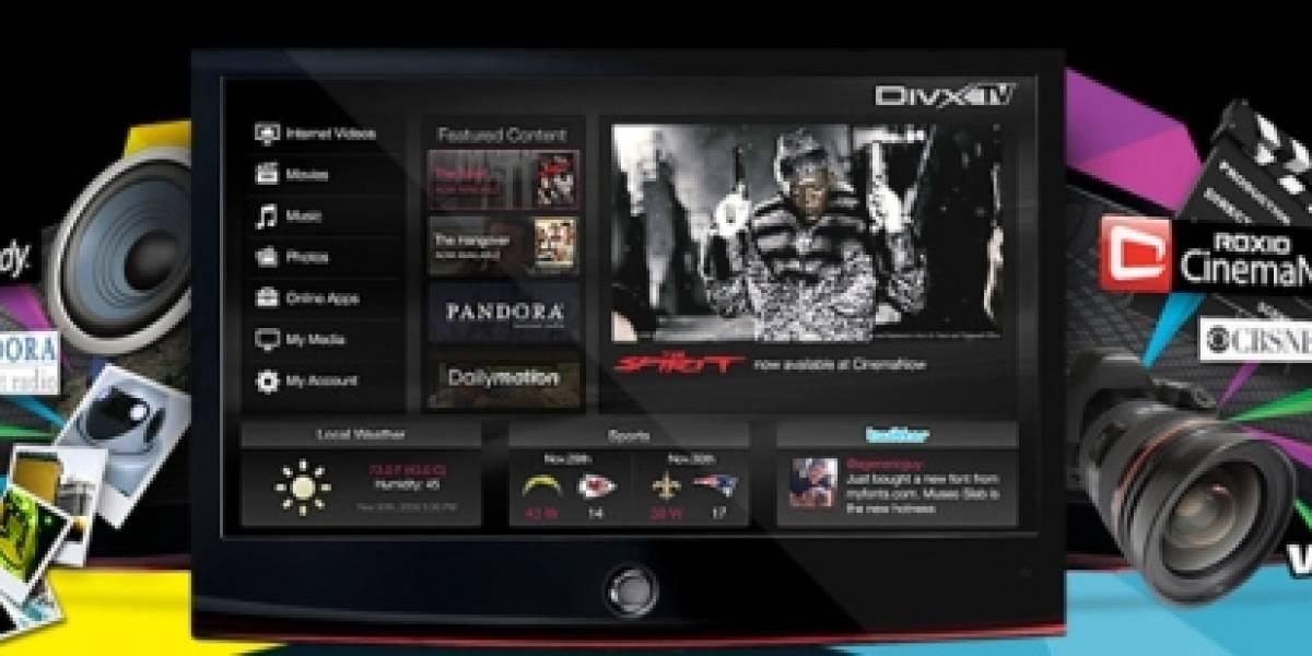 CES10: DivX lanza nueva plataforma de Internet TV