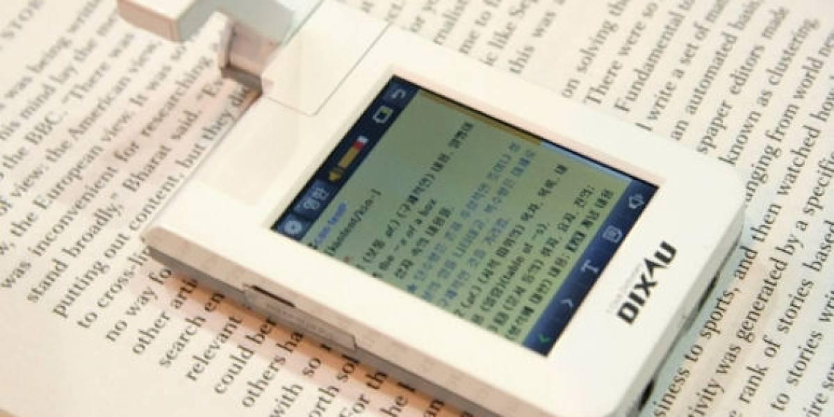 Unichal Dixau DX3: Un diccionario a prueba de flojos