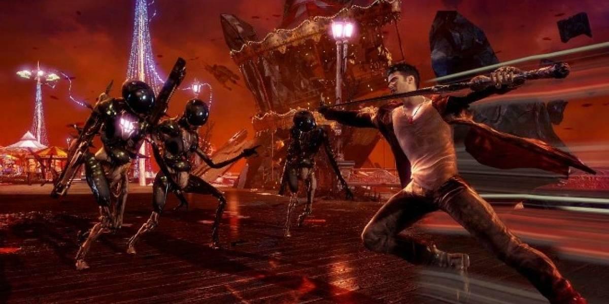 Capcom explica por qué Devil May Cry correrá a 30 FPS en consolas