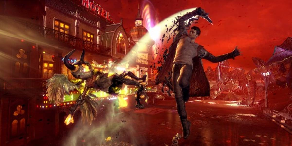 NYCC 12: Se estrena tráiler y se anuncia demo de DmC: Devil May Cry