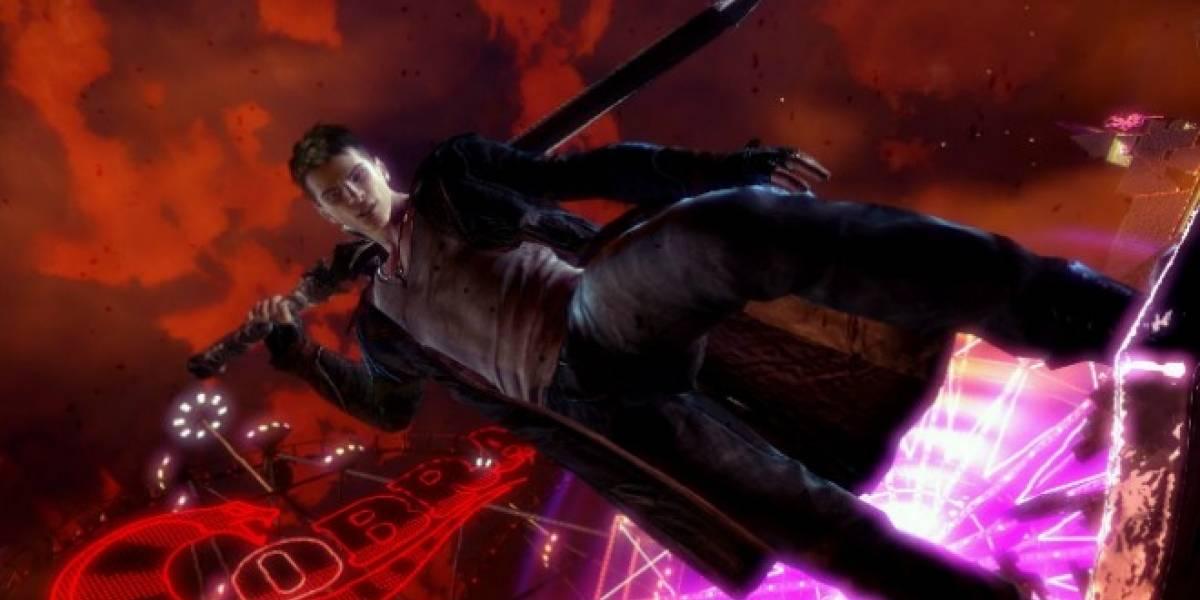 Devil May Cry tendrá cuatro modos de dificultad