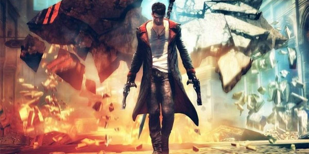 Dante vuela por los aires en el nuevo tráiler de DmC Devil May Cry