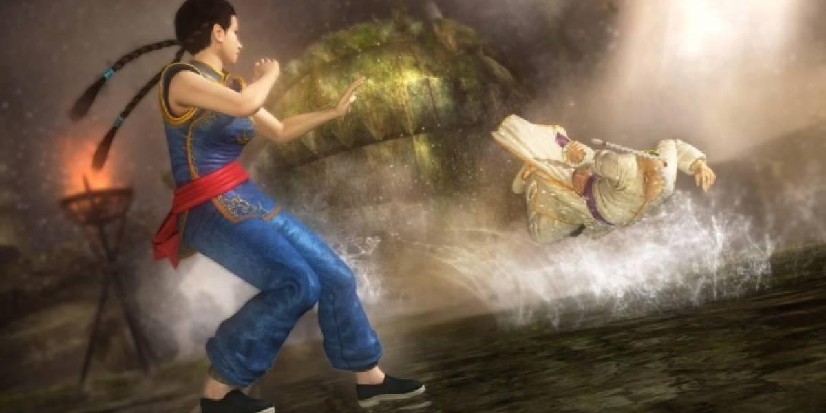 Los desarrolladores de Dead or Alive 5 nos muestran un combate entre Pai Chan y Gen Fu