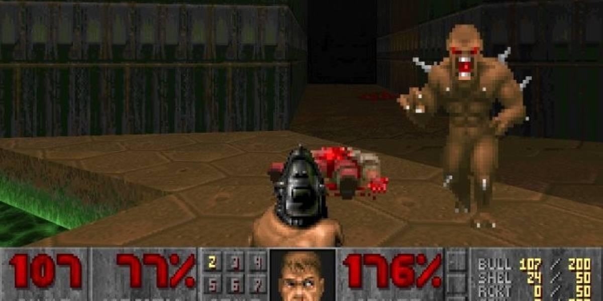 Esta semana llega Doom Classic Complete a PSN