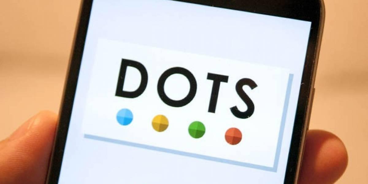 Dots es clonada para Android