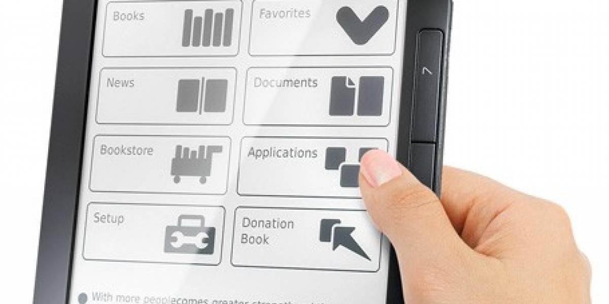 Cebit 2010: Asus lanza eBook Reader DR900