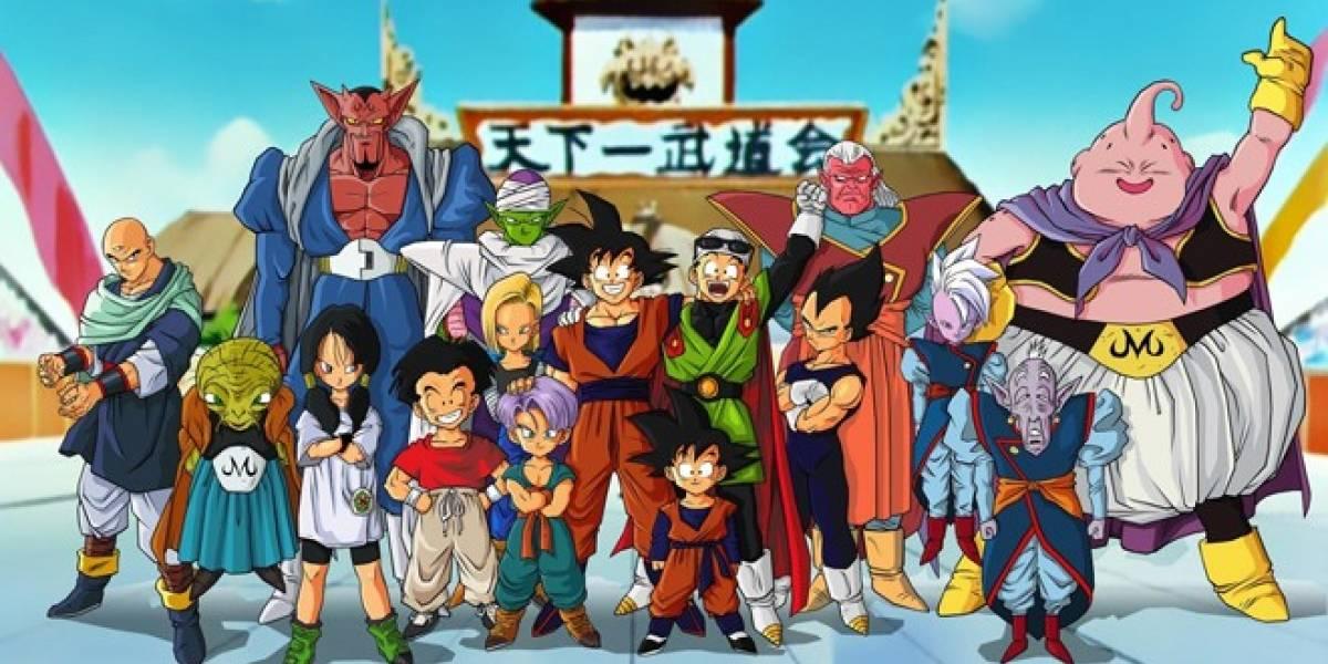 Namco Bandai anuncia Dragon Ball Z Sparking! Omega
