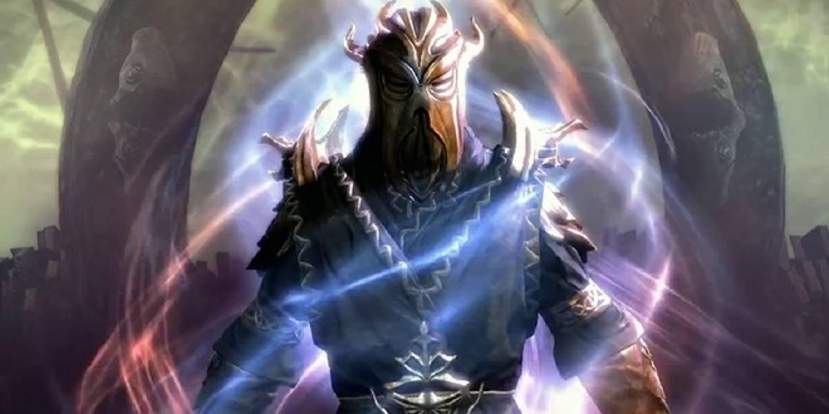 Bethesda: Dragonborn, el nuevo DLC para Skyrim, llegará a PC y PlayStation 3 en 2013
