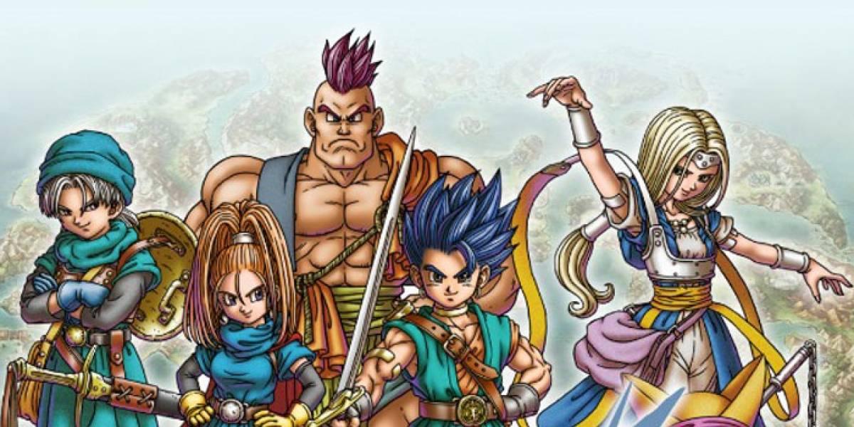 Mira este nuevo video con la jugabilidad de Dragon Quest XI