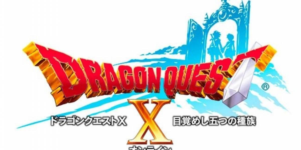 Square Enix lanza nuevo video con jugabilidad de Dragon Quest X