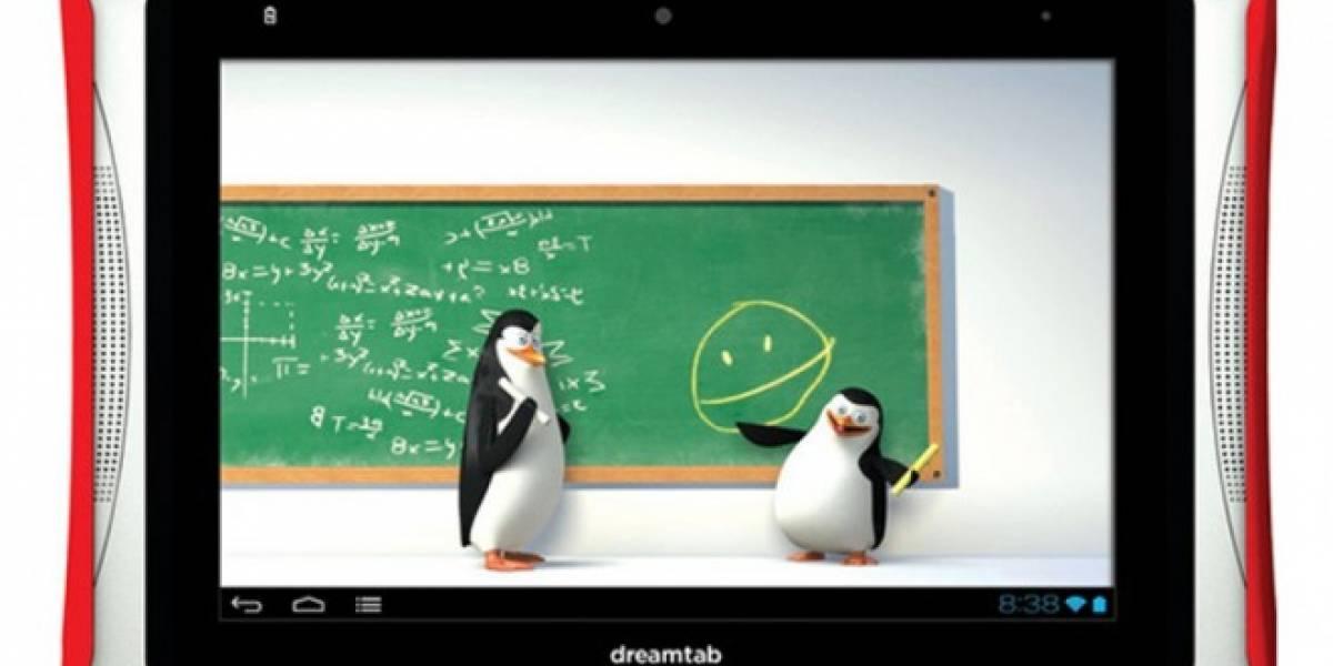 DreamWorks lanzará su propia tablet en #CES2014